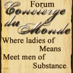 Forum Concierge du Monde